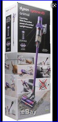 Brand New Boxed Dyson Cyclone V10 Animal Cordless Vacuum Cleaner Purple