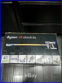 Brand new factory sealed dyson v8 absolute