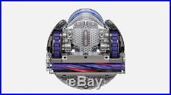 Dyson 360 Eye Robot Vacuum Nickel / Blue Rb01 New Sealed Fast Free Us Shipping