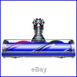 DYSON V8 Animal Cordless Vacuum Cleaner Nickel, Iron & Titanium New2yr Grnty