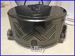 Dyson 360 Eye RB01NB Nickel/Blue Robotic Vacuum Cleaner