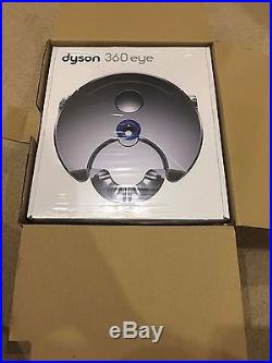 Dyson 360 Eye Robot Robotic Vacuum Cleaner Cordless Brand New & Unopened