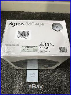 Dyson 360 Eye Robot Vacuum Cleaner Brand New (sealed & unopened)
