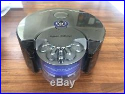 Dyson 360 Eye Robotic Cordless Vacuum Cleaner Nickel Blue
