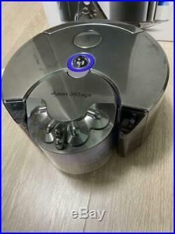 Dyson 360 Vacuum Cleaner Robot Eye RB01NB Cyclone Cordless Wi-Fi Nickel Blue