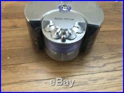 Dyson 360 eye robot vacuum withcharging dock station. RB01NB