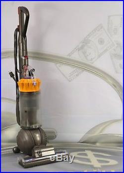 Dyson Ball MultiFloor Bagless Upright Vacuum UP13MF Iron Yellow