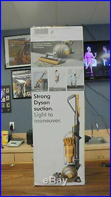 Dyson Ball Multi Floor 2 Upright Vacuum Yellow BRAND NEW (AXX) #40948