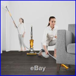 Dyson Ball Multi Floor 2 Upright Vacuum Yellow Refurbished