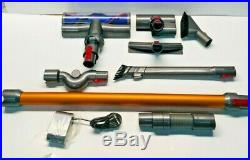 Dyson Cyclone V10 Absolute Cordless Stick Vacuum Cleaner And Accessories