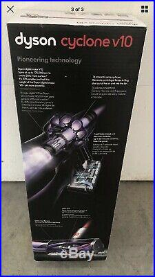 Dyson Cyclone V10 Motorhead Cordless Stick Vacuum Cleaner Durable Portable NEW