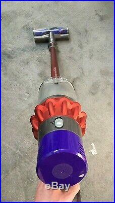 Dyson Cyclone V10 Motorhead Lightweight Cordless Stick Vacuum Cleaner, Red