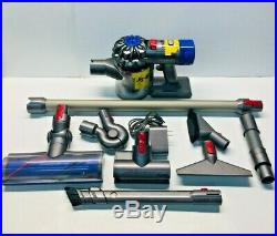 Dyson Cyclone V8 Animal Cordless Stick Vacuum Cleaner And Accessories, Iron