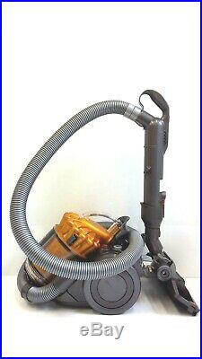 Dyson DC22 Wood + Wool Cylinder Stowaway Vacuum Cleaner Serviced & Cleaned