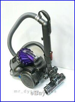 Dyson DC23 Allergy Stowaway Purple Cylinder Hoover Vacuum Serviced & Cleaned