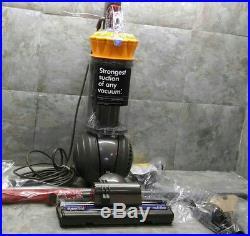 dyson dc40 ball multi floor upright bagless vacuum model# 206900