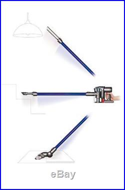 Dyson DC44 Multi Floor Cordless Vacuum Cleaner Free 1 Year Guarantee
