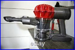 Dyson DC58 Triggerhead V6 Purple Red or Fuchsia Handheld, Vacuum READ & C ALL