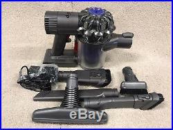 Dyson DC59 V6 Cordless Handheld Vacuum Nickle
