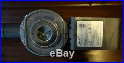 Dyson SV09 V6 Absolute Cordless Stick Vacuum, HEPA, Bagless, Gray/Blue