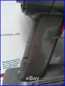 Dyson Trigger Head Absolute Handheld Vacuum+1TOOL&CHARGER FILE PHOTO READ
