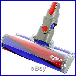 Dyson V10 Absolute Soft Fluffy Power Nozzle Vacuum Roller Cleaner Head 966489-04