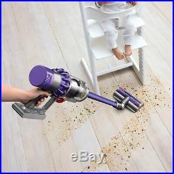 Dyson V10 Animal Cordless Vacuum Cleaner Purple Refurbished