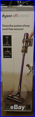 Dyson V11 Animal Stick Vacuum Cleaner Purple 332037-01