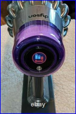 Dyson V11 Torque Drive Cordless Stick Vacuum Cleaner, Fuchsia