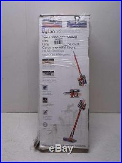 Dyson V6 Absolute Cordless Vacuum Red/ Gray