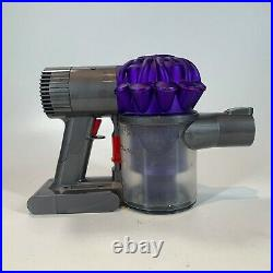 Dyson V6 Animal Cordless Vacuum Cleaner Working + Accessories & Charge Dock