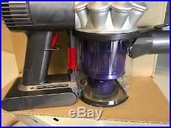 Dyson V6 Cordless Handheld Vacuum Body Silver Cyclone