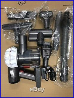 Dyson V6 Cordless Vacuum Cleaner White Sellers Refurbished