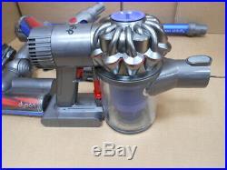 Dyson V6 Fluffy Cordless Handheld Vacuum Cleaner SV03