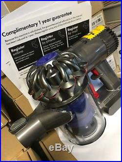 Dyson V6 Fluffy Cordless Rechargeable Vacuum Cleaner 1 Year warranty