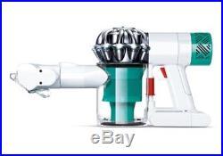 Dyson V6 Mattress Bagless Cordless Hand Vac White/Nickel/Teal BRAND NEW