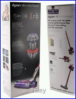 Dyson V6 Motorhead Cordless Vacuum Cleaner
