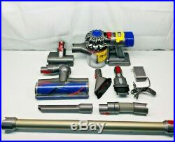 Dyson V7 Animal Cordless HEPA Stick Vacuum Cleaner, Iron