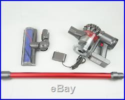 Dyson V7 Cordless Stick Vacuum Cleaner Red (IL/RT6-80108-SV11IRON-UA)