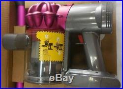 Dyson V7 Handheld. Vacuum. Only No. Wand Herstellung Refub Aktualisiertes V6
