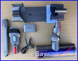 Dyson V7 Motorhead Cordless Stick Vacuum Cleaner, Fuchsia-New- Damage Box