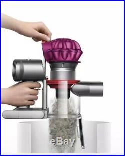 Dyson V7 Motorhead Stick Cord-Free Vacuum Cleaner Pink Fuschia NEW 227591-01