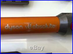 Dyson V8 Absolute Cordless Handheld Vacuum Cleaner with Accessories