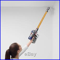 Dyson V8 Absolute Cordless Stick Vacuum Cleaner, Yellow