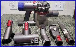 Dyson V8 Absolute Cordless Vacuum Kit + Complete Car Kit