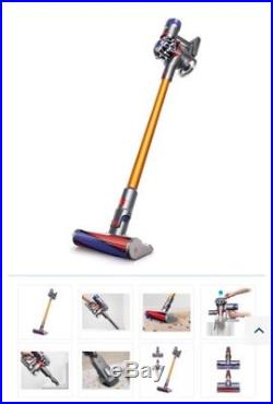 Dyson V8 Absolute Cordless Vacuum Refurb Boxed 1 Year Warranty Rrp £520 Reduced
