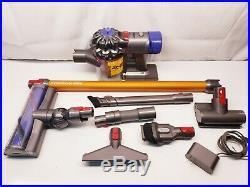 Dyson V8 Animal Cordless Stick Vacuum Cleaner, Gold