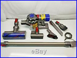 Dyson V8 (SV10) Motorhead Origin Cord-Free HEPA Vacuum IRON