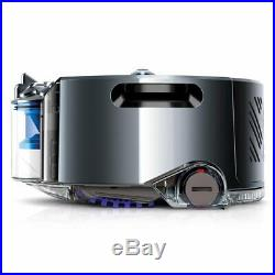 Dyson Vacuum cleaner Robot vacuum cleaner dyson 360 eye RB01 NB Nickel Blue NEW
