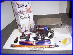Lightly Used Dyson V8 Absoluite Cordless Vacuum Cleaner Bagless Vacuum Cleaner